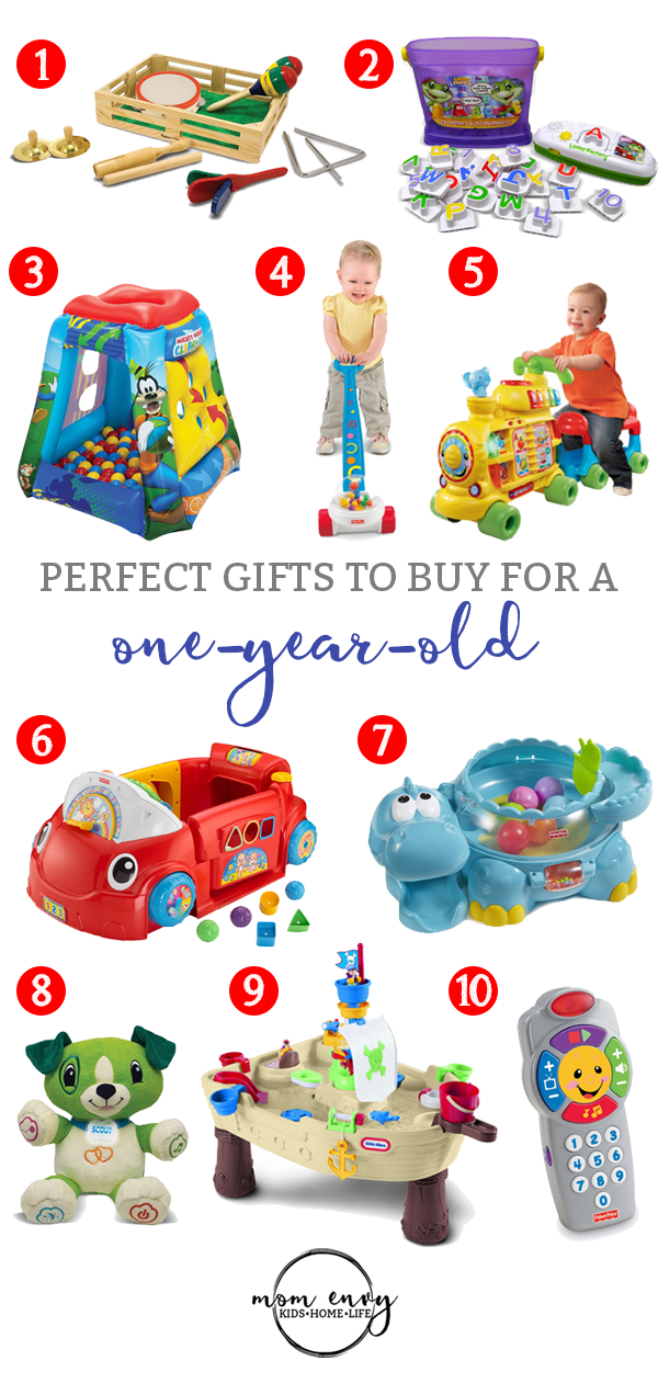 Gifts For A One Year Old Mom Envy
