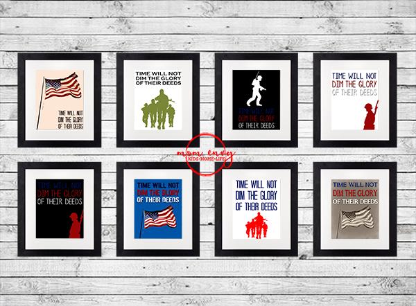 free patriotic prints memorial day prints mom envy