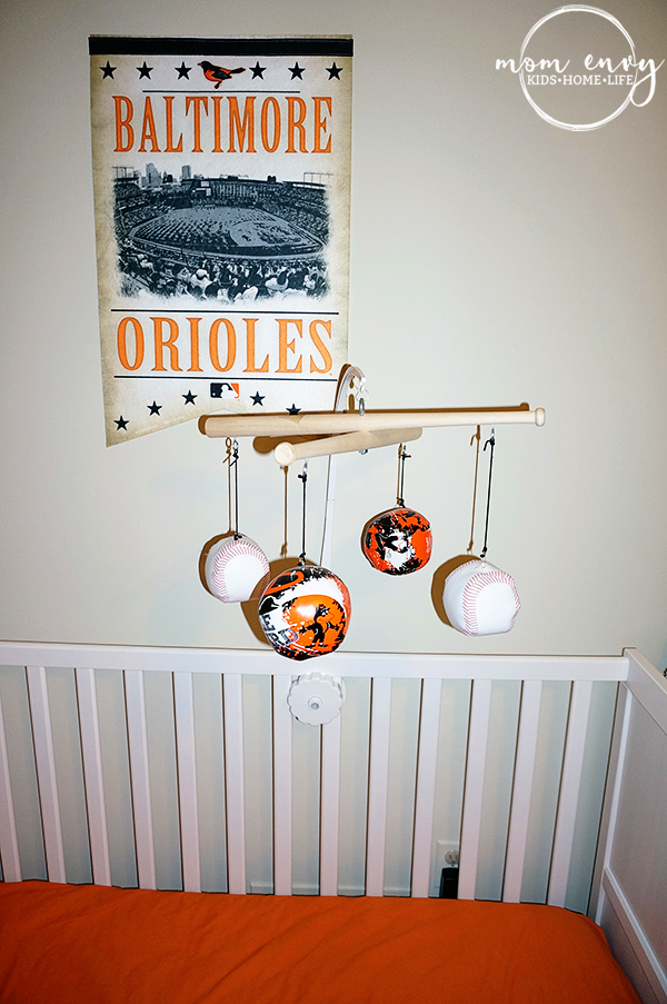orioles nursery tour mom envy