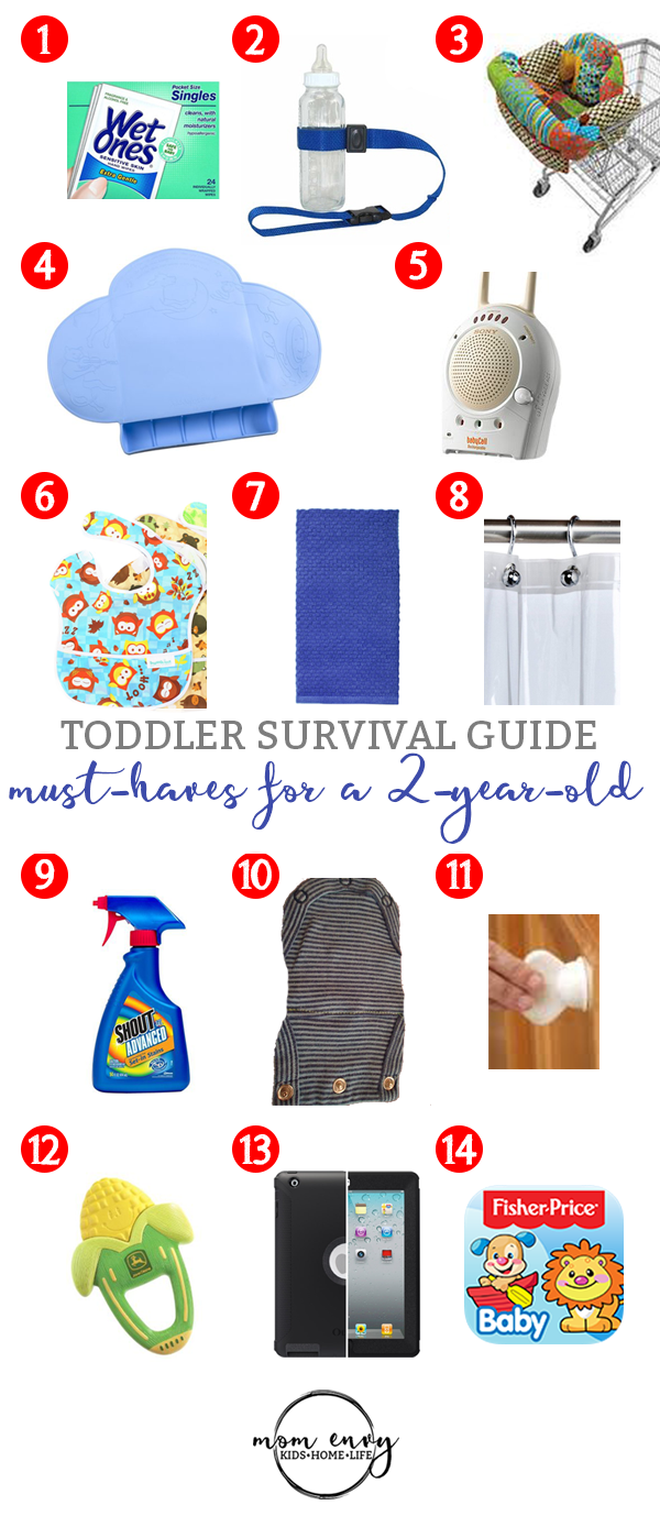 toddler survival guide mom envy
