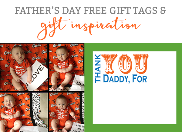 graphic relating to Free Printable Fathers Day Tags identified as No cost Printable Fathers Working day Tags Consider Notion