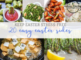 20 easter sides mom envy