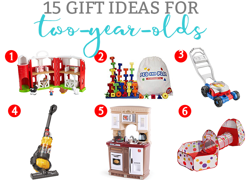 Gift Ideas For Two Year Olds Mom Envy 2 Years Old Birthday Toddlers