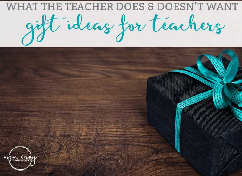 teacher gift ideas what they want mom envy