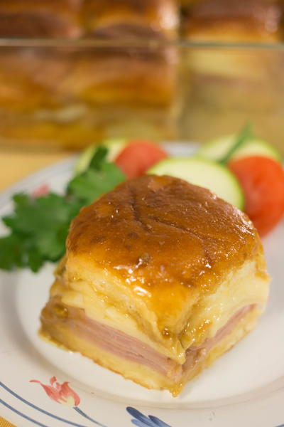leftover ham recipes recipe lion Funeral-Sandwiches