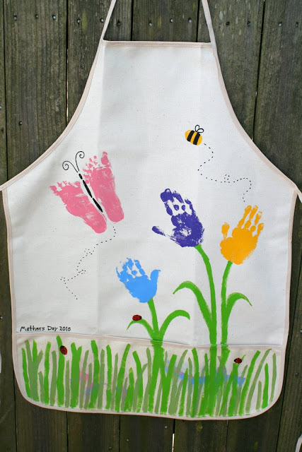 Mother's Day Crafts Round -up From Mom Envy - Apron Little Page Turners