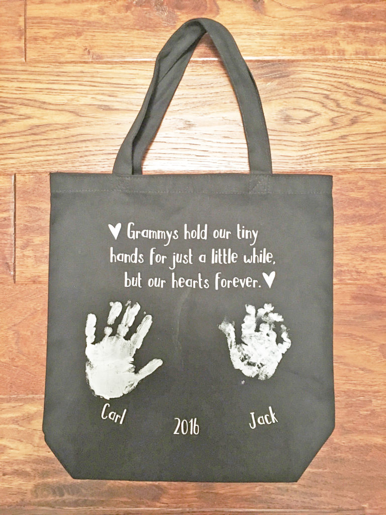 Mothers Day Crafts Round-Up from Mom Envy Tote Bag