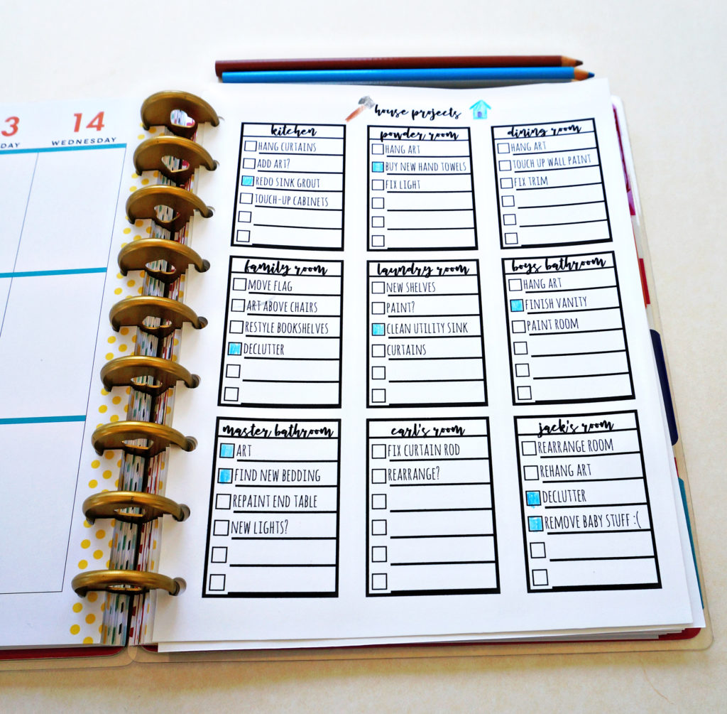 Bullet Journal Printables. Download this FREE bullet journal printable task tracking page. You can track anything you'd like with this simple form. You can print it blank or you can type into it and then print. Perfect for any planner. #bulletjournal #bujo #freeprintables #planneraddict