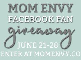 Mom Envy Facebook Fan Giveaway. Happy Planner starter pack giveaway.