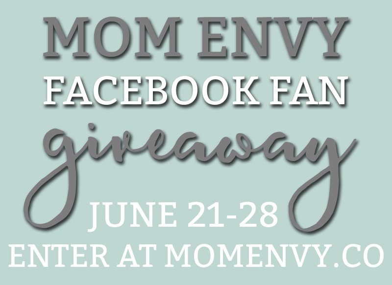 Mom Envy Facebook Fan Giveaway. Happy Planner starter pack giveaway.