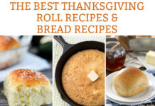 The best Thanksgiving recipes and the best Thanksgiving bread recipes. Find a new Thanksgiving roll recipe. #recipe #Thanksgiving #Thanksgivingrecipes #rollrecipes