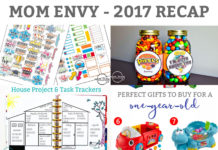 2017 End of Year Recap for Mom Envy. Find out what the top 11 posts of the year were.