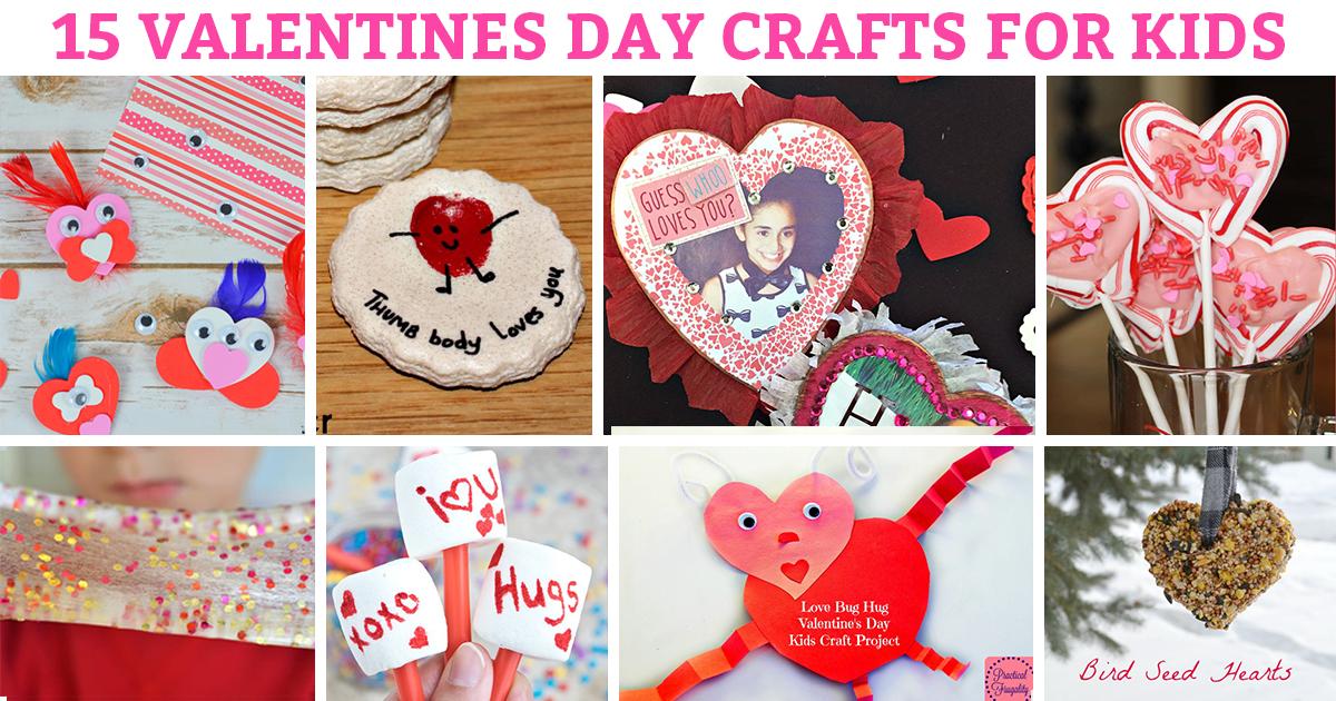 Valentines Day Crafts Facebook Mom Envy