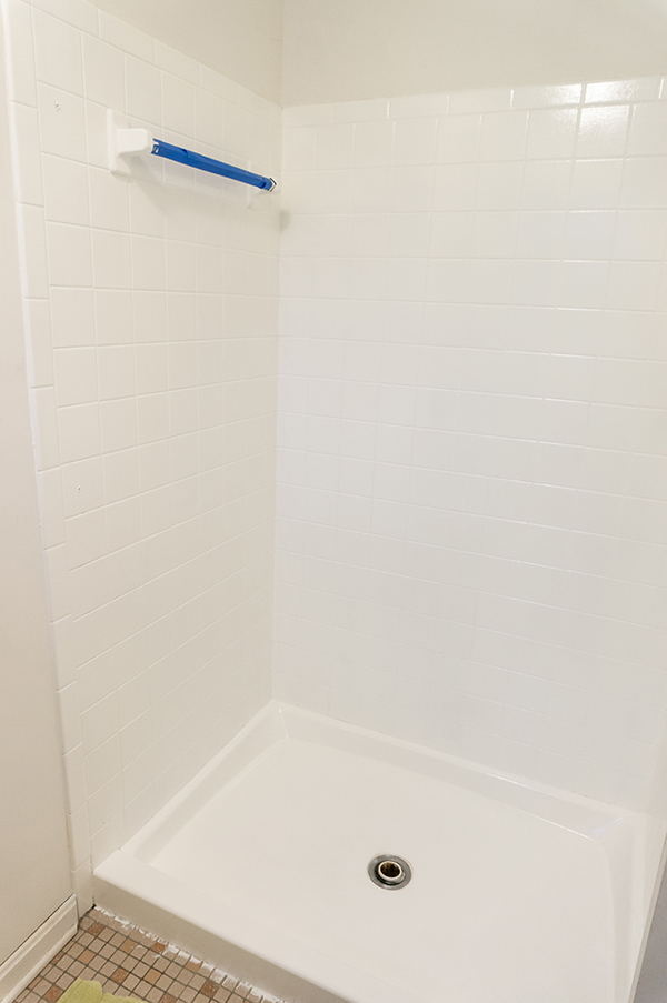 Can You Paint Tile? You betcha! Learn How to Reglaze a Shower