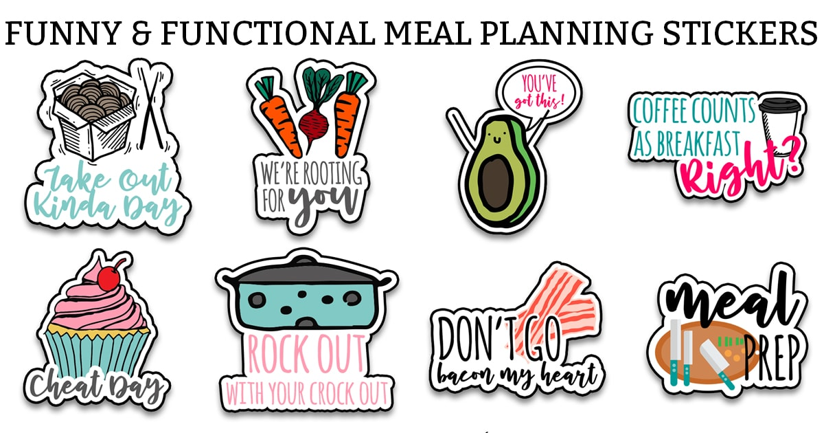Free Planner Printables - Over 200 free Printables (Stickers