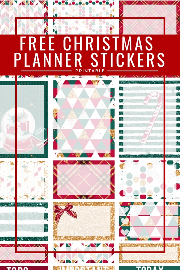 photo relating to Free Christmas Planner Printables referred to as Absolutely free-Xmas-Planner-Printables-022 - Mother Envy
