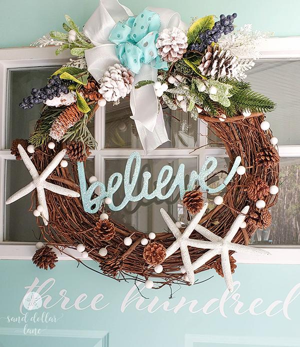 Front Door Christmas Decorations Ideas 007 Mom Envy