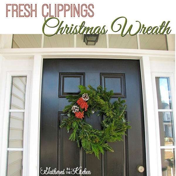 Front Door Christmas Decorations Ideas 011 Mom Envy
