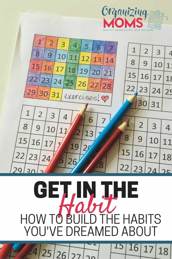Need a new habit tracker printable? I have 17 amazing habit trackers that will help you break your habit or establish a new one. Many are bullet journal style trackers. Find one that meets your style. #bujo #habitracker #freeprintable