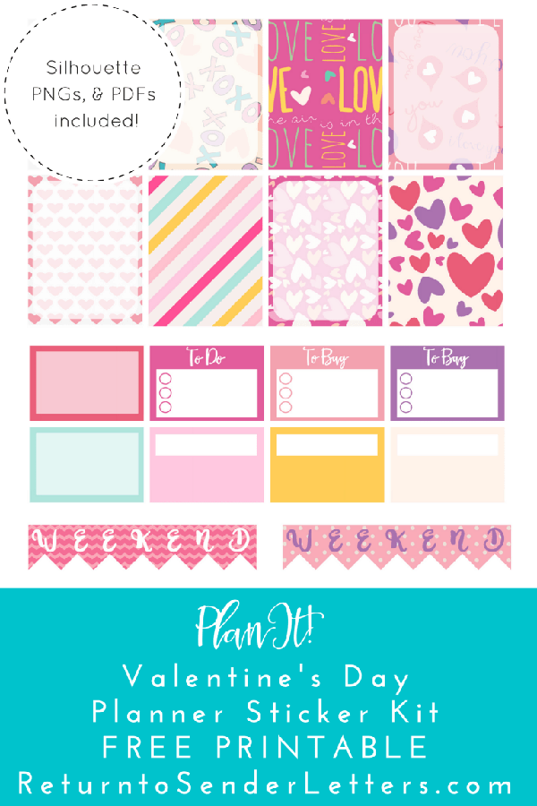 photo regarding Valentine Stickers Printable named Valentines Working day Stickers - No cost Valentine Printables for your