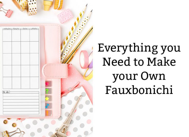 What is a Fauxbonichi? I'll show you how to make your own fauxbonichi.