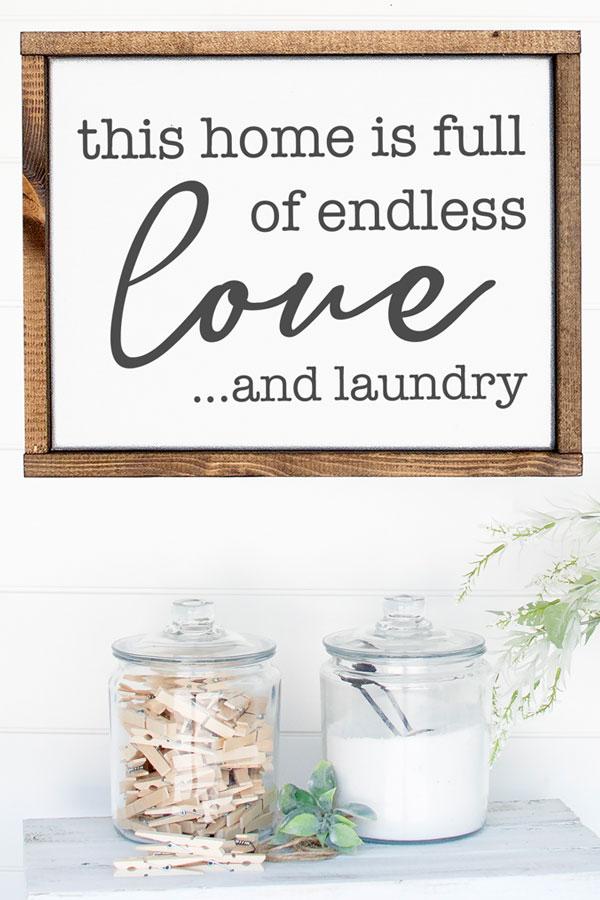 Download Free Laundry Room Printables - Free Print & SVG
