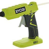Ryobi P305 One+ 18V Lithium Ion Cordless Hot Glue Gun w/ 3 Multipurpose Glue Sticks (Battery Not Included/Power Tool Only)